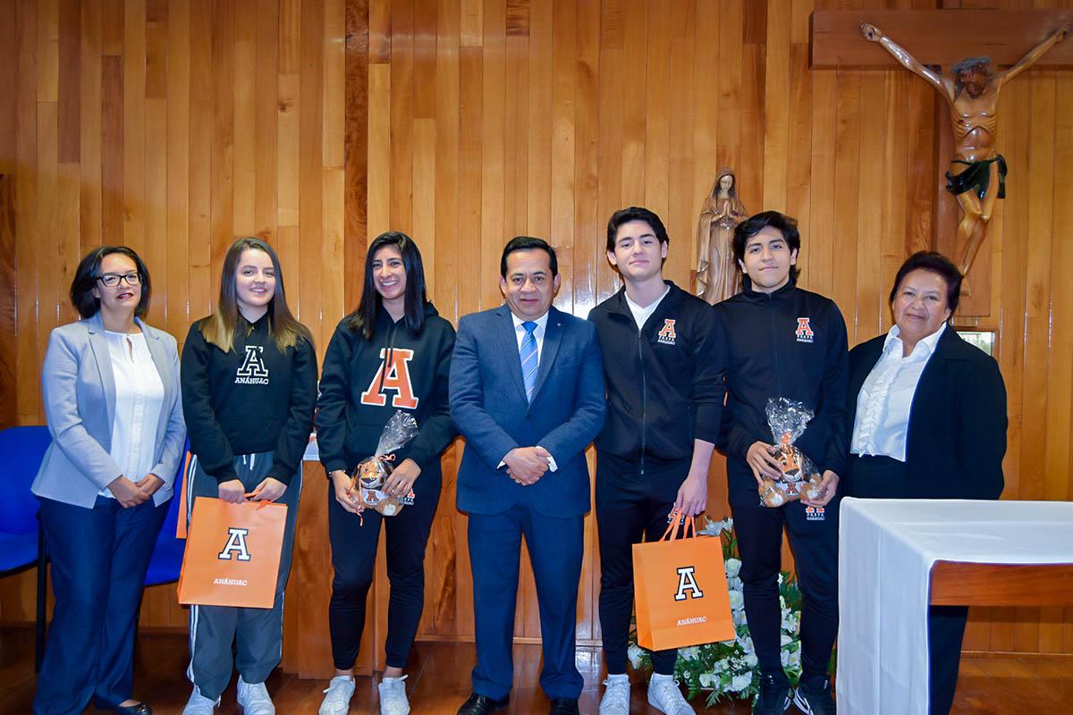 Concurso de Matemáticas 2019