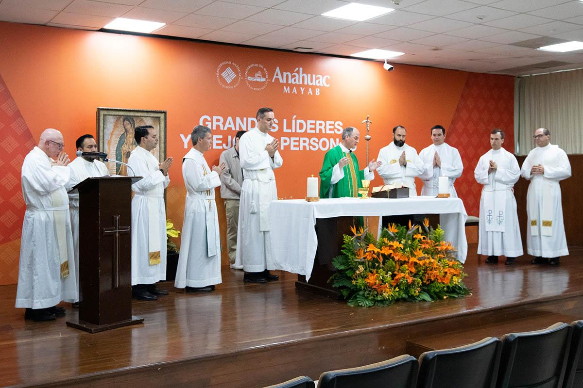 1 / 10 - Encuentro de Pastoral RIU 2019