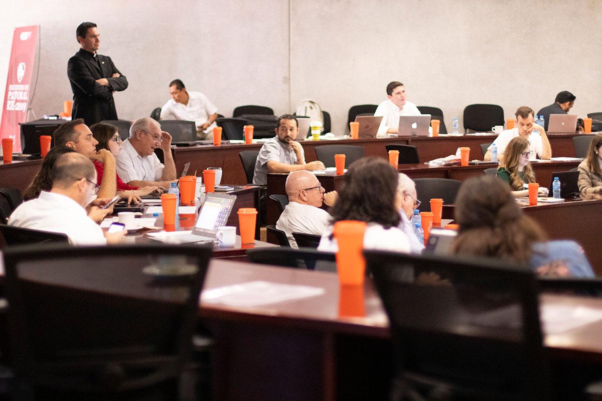 3 / 10 - Encuentro de Pastoral RIU 2019