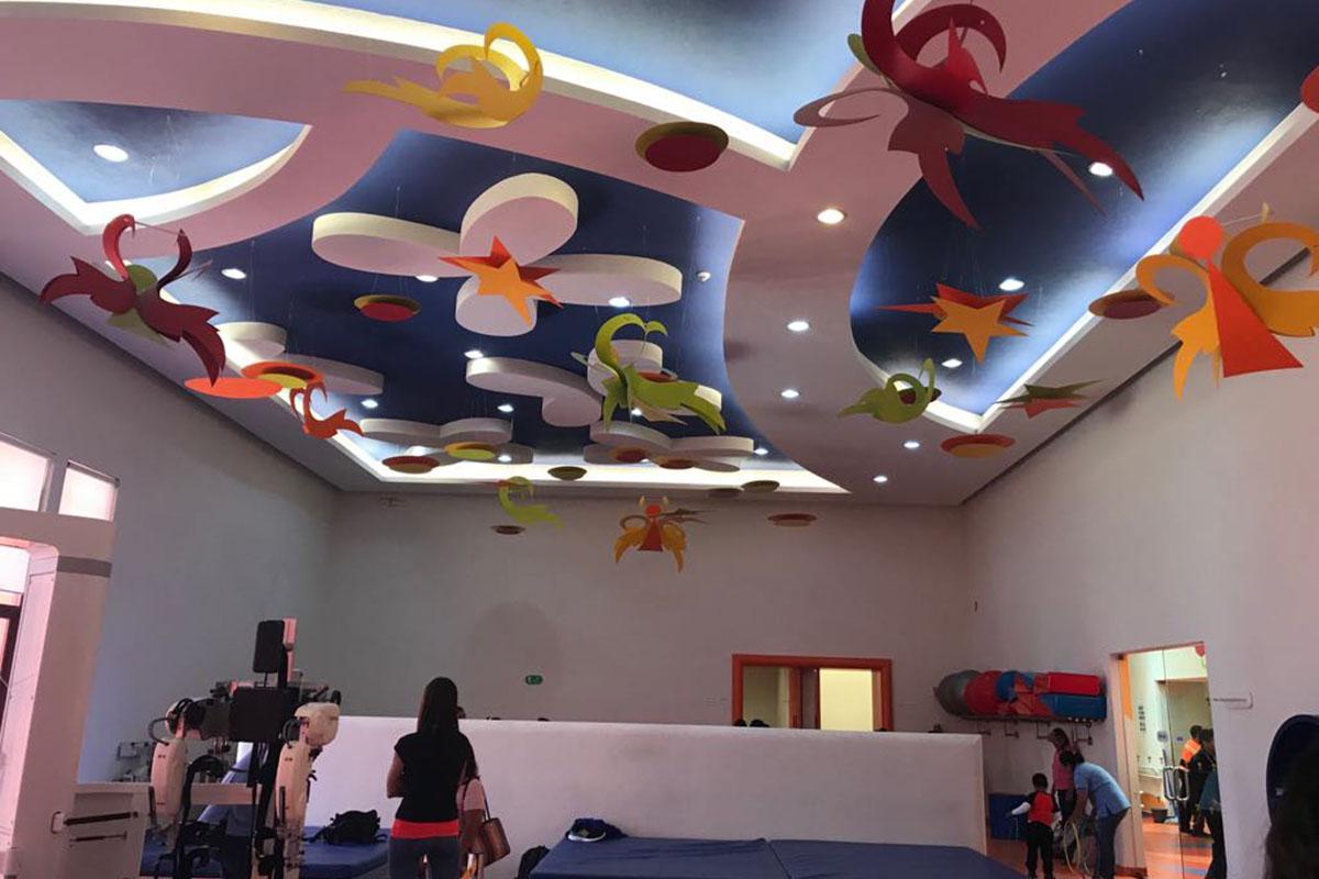 2 / 5 - Visita de Terapia Física y Rehabilitación al CRIT Puebla