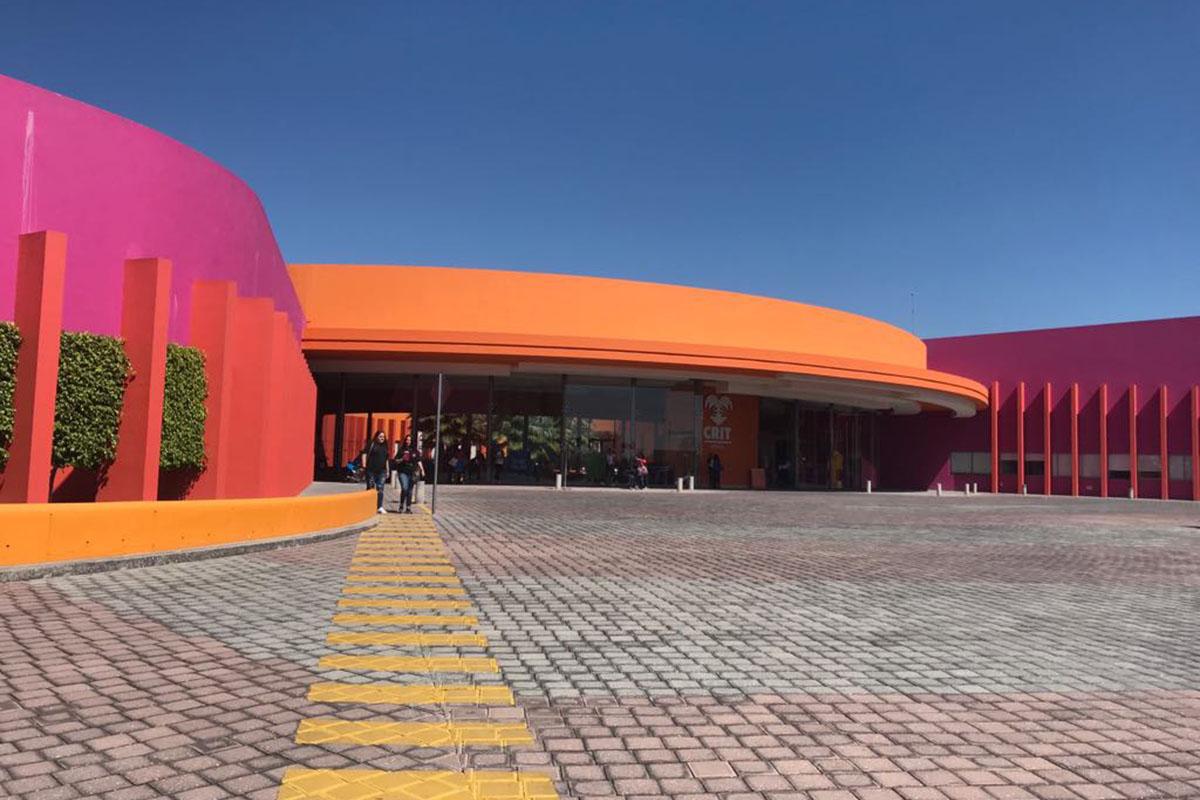 4 / 5 - Visita de Terapia Física y Rehabilitación al CRIT Puebla