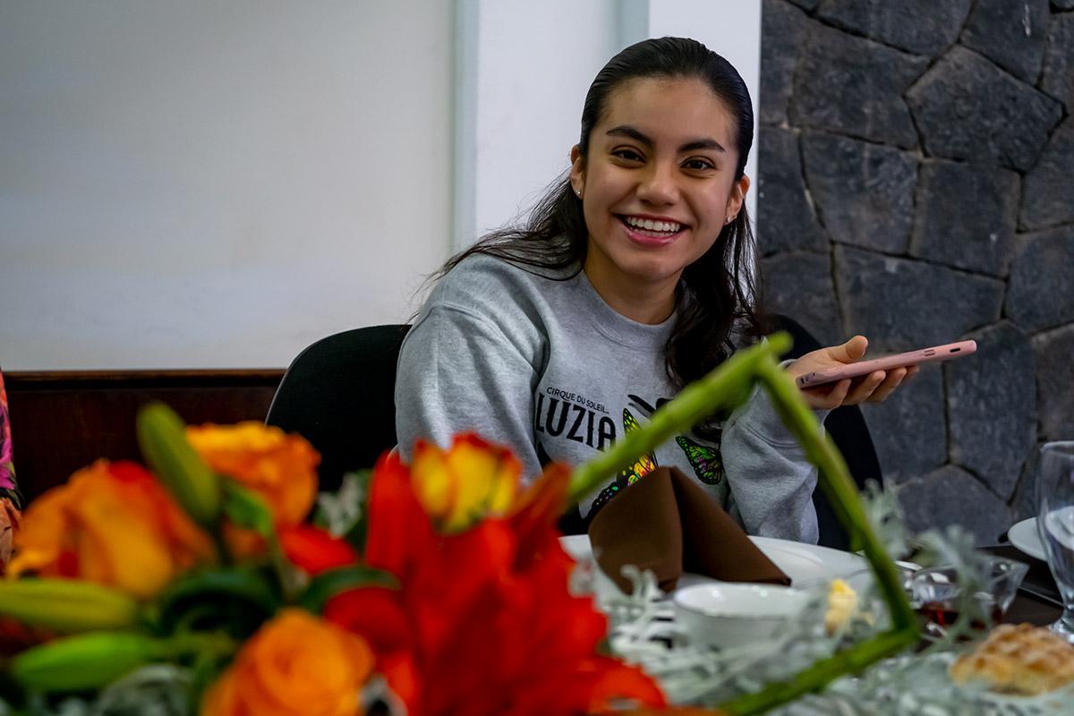 4 / 7 - Desayuno con Familias Internacionales Anáhuac Xalapa