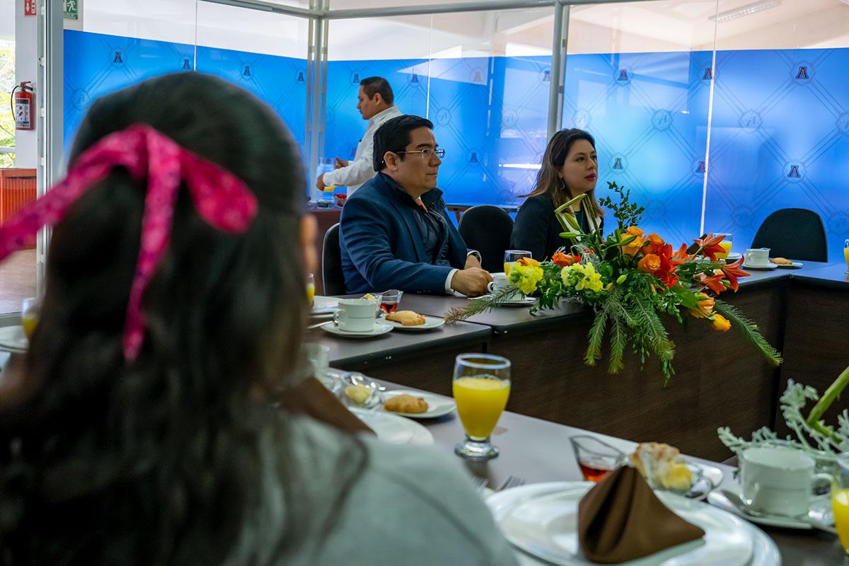 5 / 7 - Desayuno con Familias Internacionales Anáhuac Xalapa