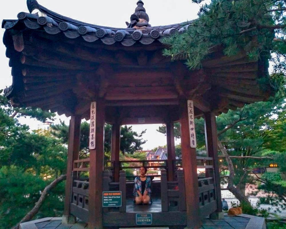3 / 5 - Alumna de Empresas de Entretenimiento de Intercambio en Corea del Sur