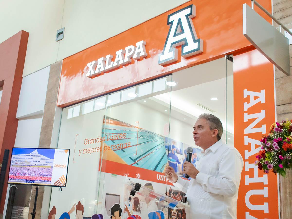 2 / 3 - Universidad Anáhuac Xalapa Refrenda su Compromiso con la Juventud del Norte del Estado