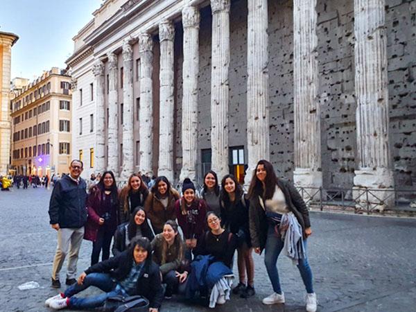 1 / 5 - Curso de Bioética en Roma