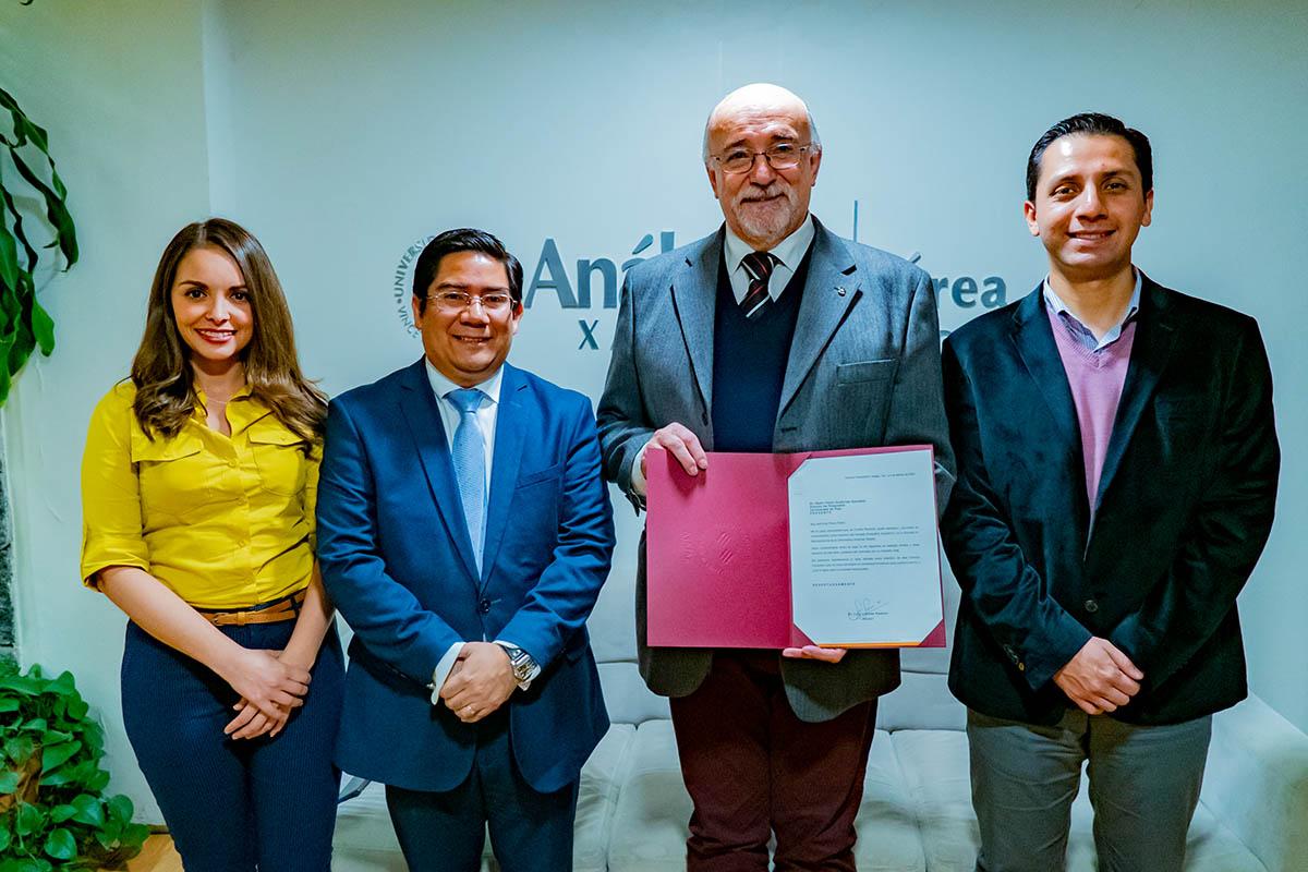 Dr. Pedro Pablo Gutiérrez pasa a Formar Parte del Consejo Consultivo de Mercadotecnia
