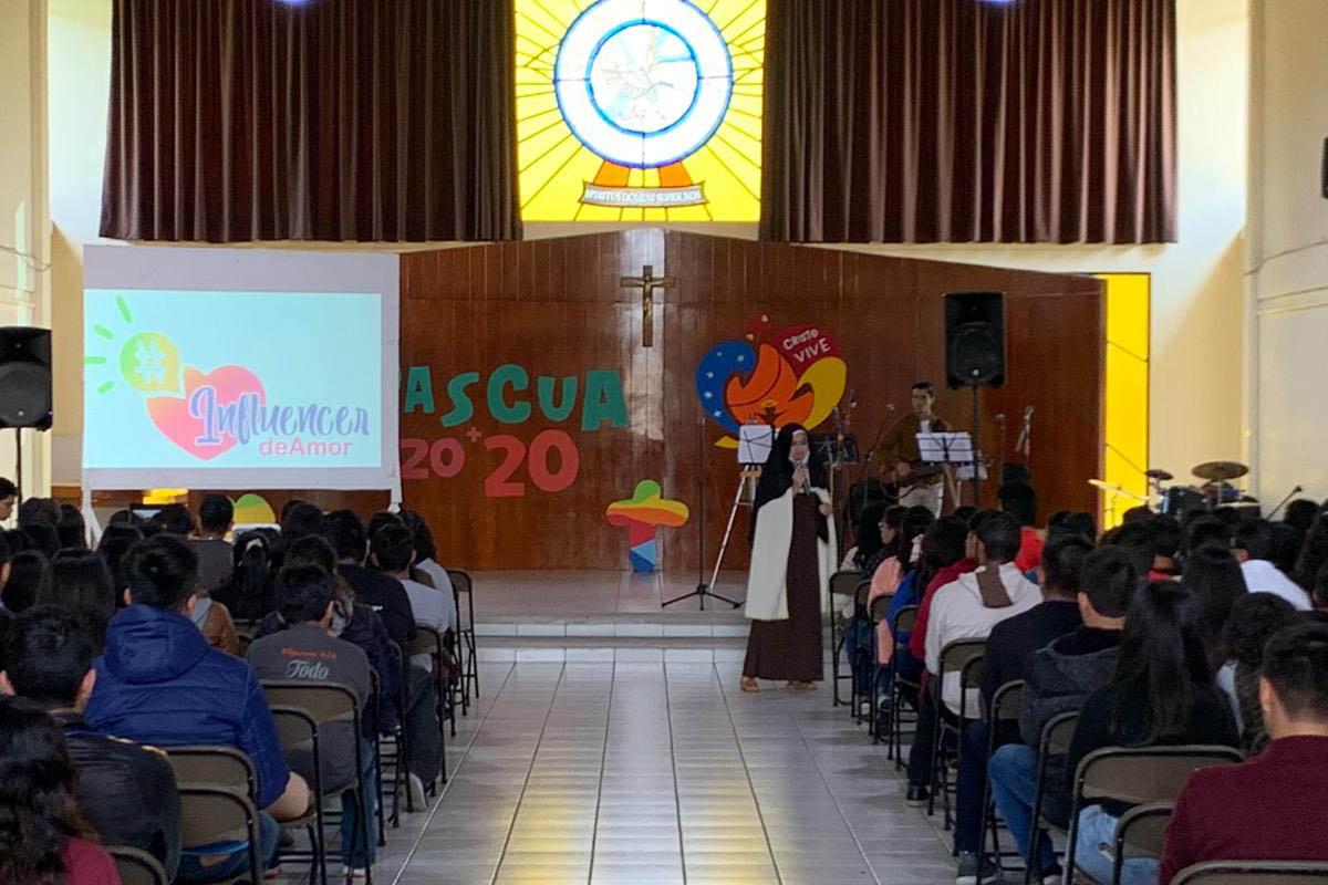 3 / 5 - ¡Cristo Vive! y por su Amor Quiero ser Santo, Pre Pascua Diocesana Juvenil 2020