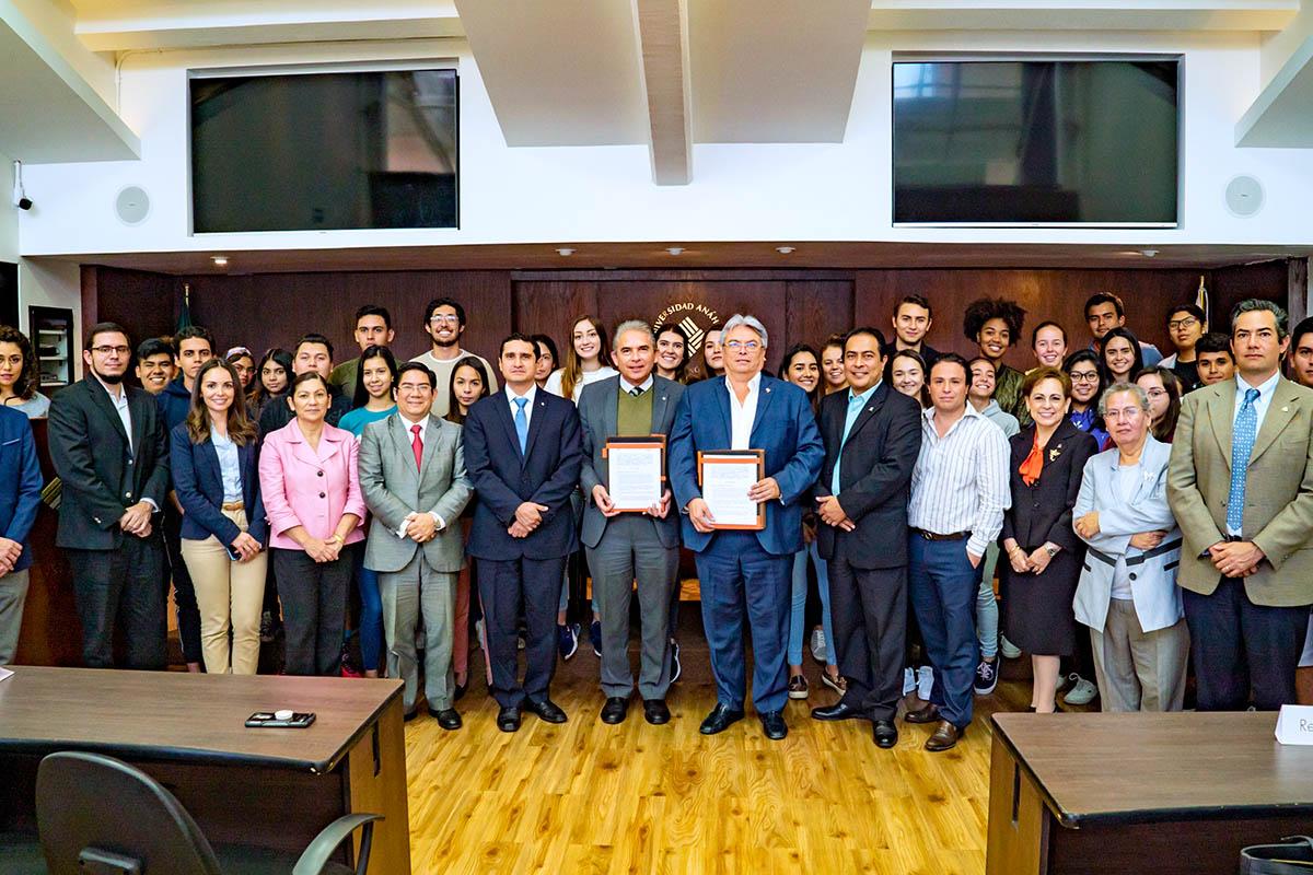 4 / 5 - Renovación del Convenio con COPARMEX Xalapa