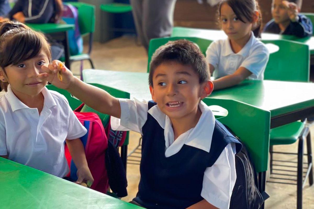 5 / 7 - Grupo Soñar Despierto de Visita en la Escuela las Maravillas