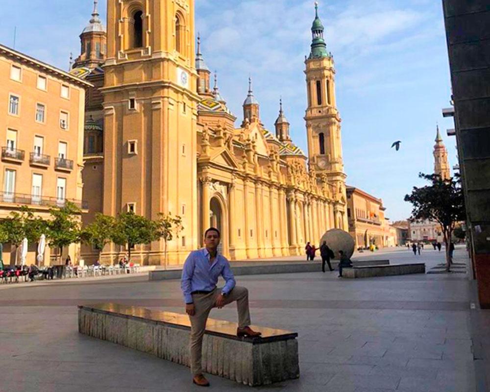 2 / 4 - Intercambio Académico a la Universidad de San Jorge