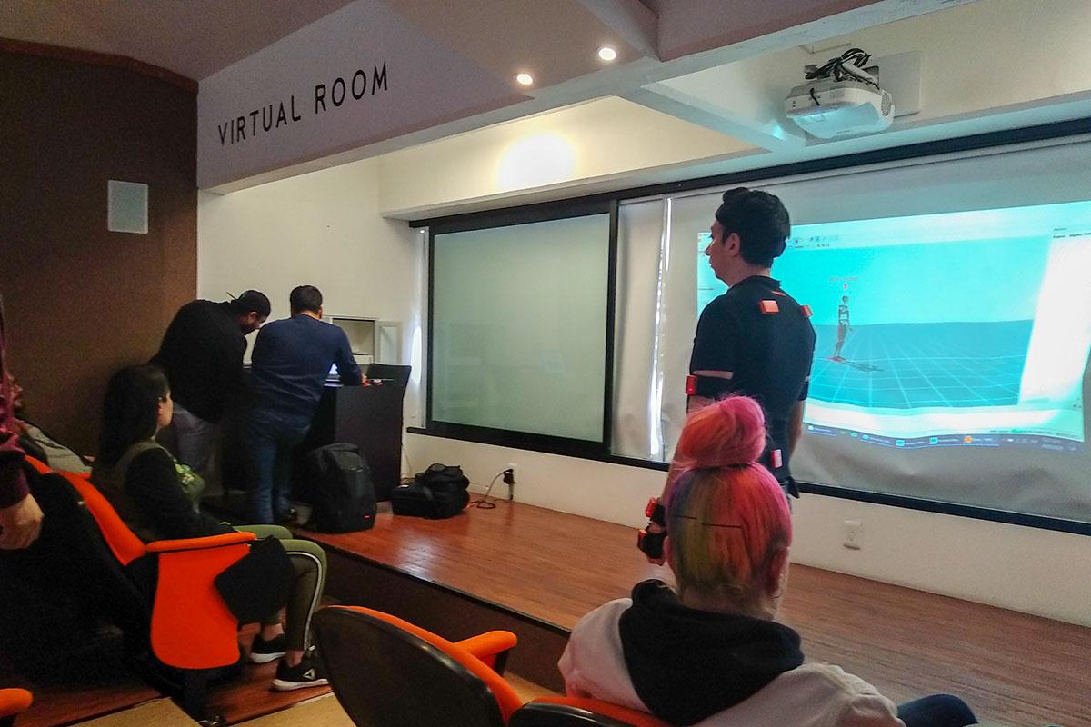 4 / 9 - Colaboración de Ingeniería en Animación Digital con el Estudio Mexicano SPACEBOY
