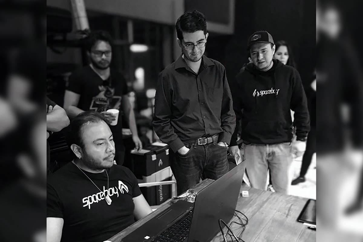 7 / 9 - Colaboración de Ingeniería en Animación Digital con el Estudio Mexicano SPACEBOY