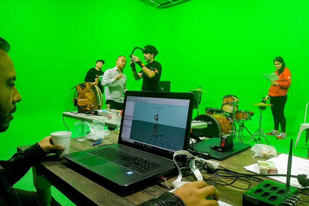 9 / 9 - Colaboración de Ingeniería en Animación Digital con el Estudio Mexicano SPACEBOY