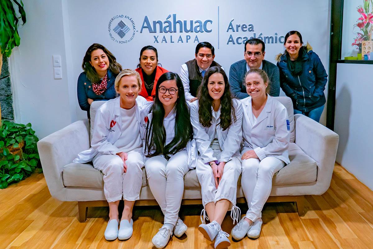 5 / 5 - Despedida de Alumnas Visitantes del University of Nebraska Medical Center