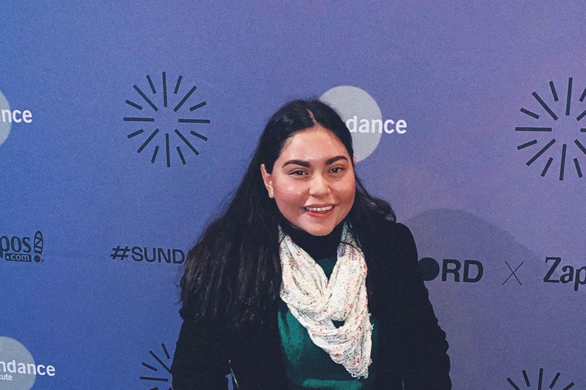 1 / 3 - Priscila Bamaca Galindo, alumna de Dirección de Empresas de Entretenimiento.