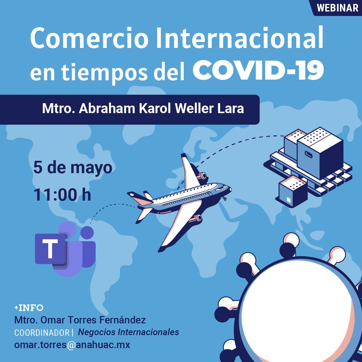 Comercio Internacional en Tiempos del COVID-19
