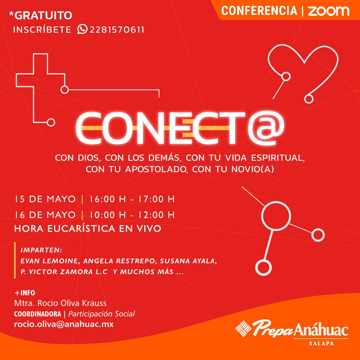 Conferencia CONECT@
