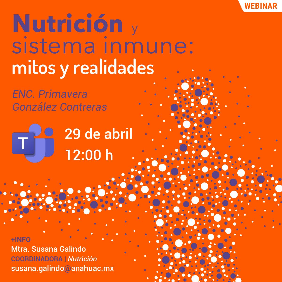 Nutrición y Sistema Inmune: Mitos y Realidades