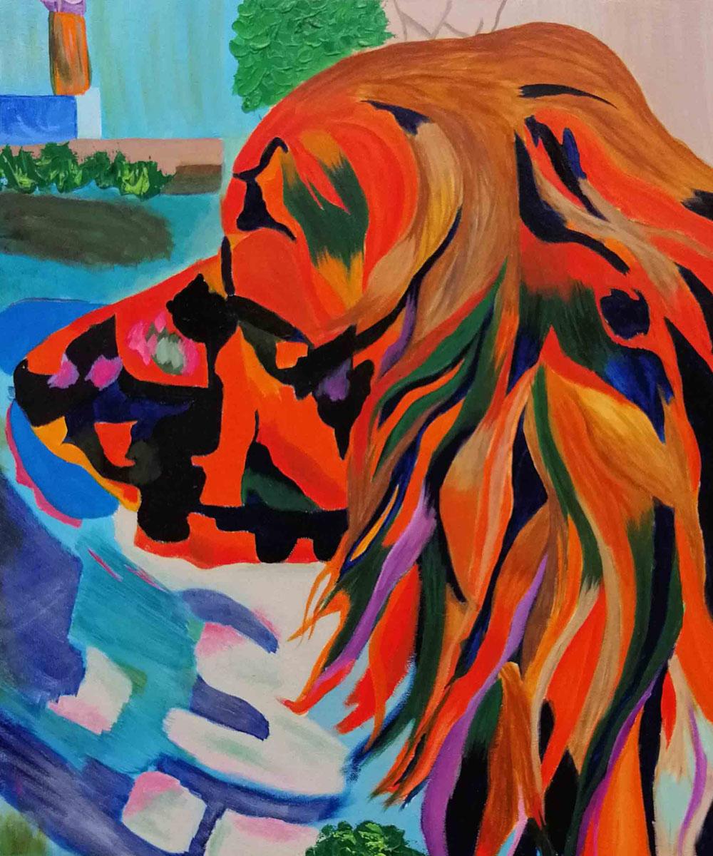 Hossana Bonilla, Pintura