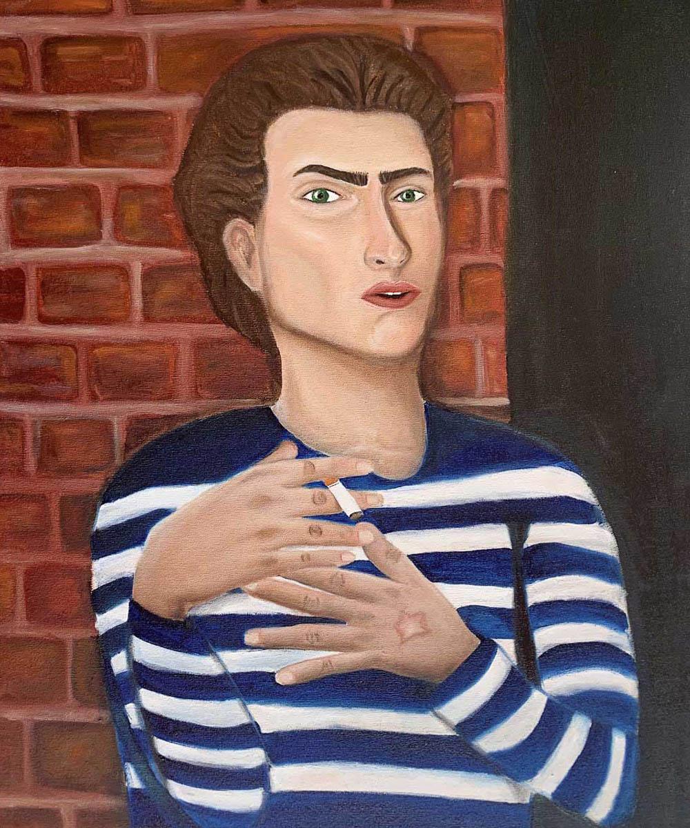 Vanesa Arroyo Ortiz, Pintura