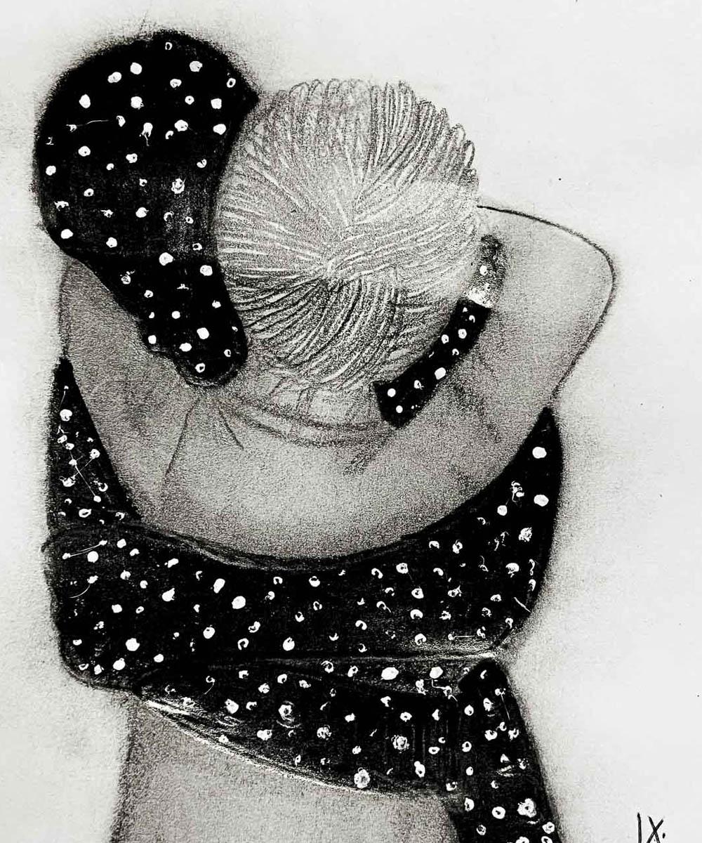 Karla Guadalupe Arcos Luna, Dibujo