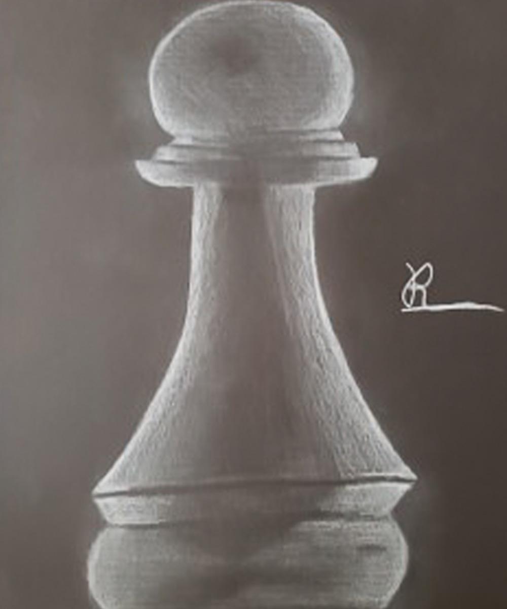 Luis Enrique Reyes Martínez, Dibujo