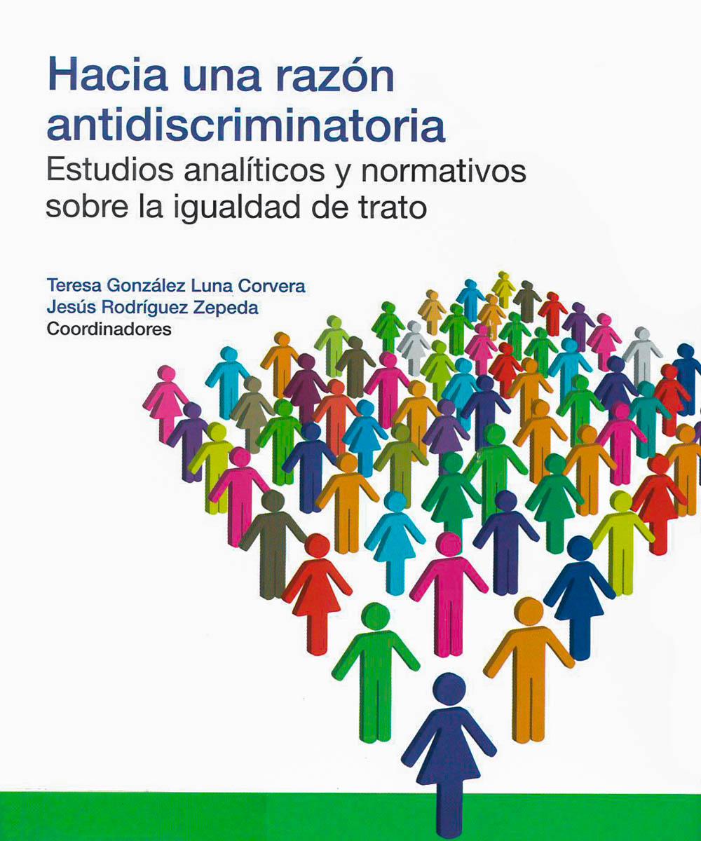 1 / 6 - HQ1462 H32 Hacia una razón antidiscriminatoria - Secretaría de Gobernación, México 2014
