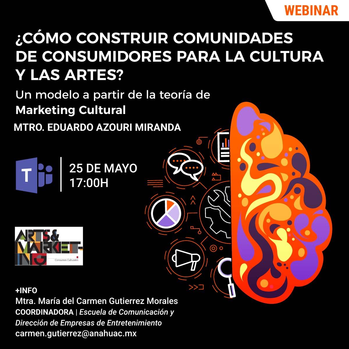 ¿Cómo Construir Comunidades de Consumidores para la Cultura y las Artes?