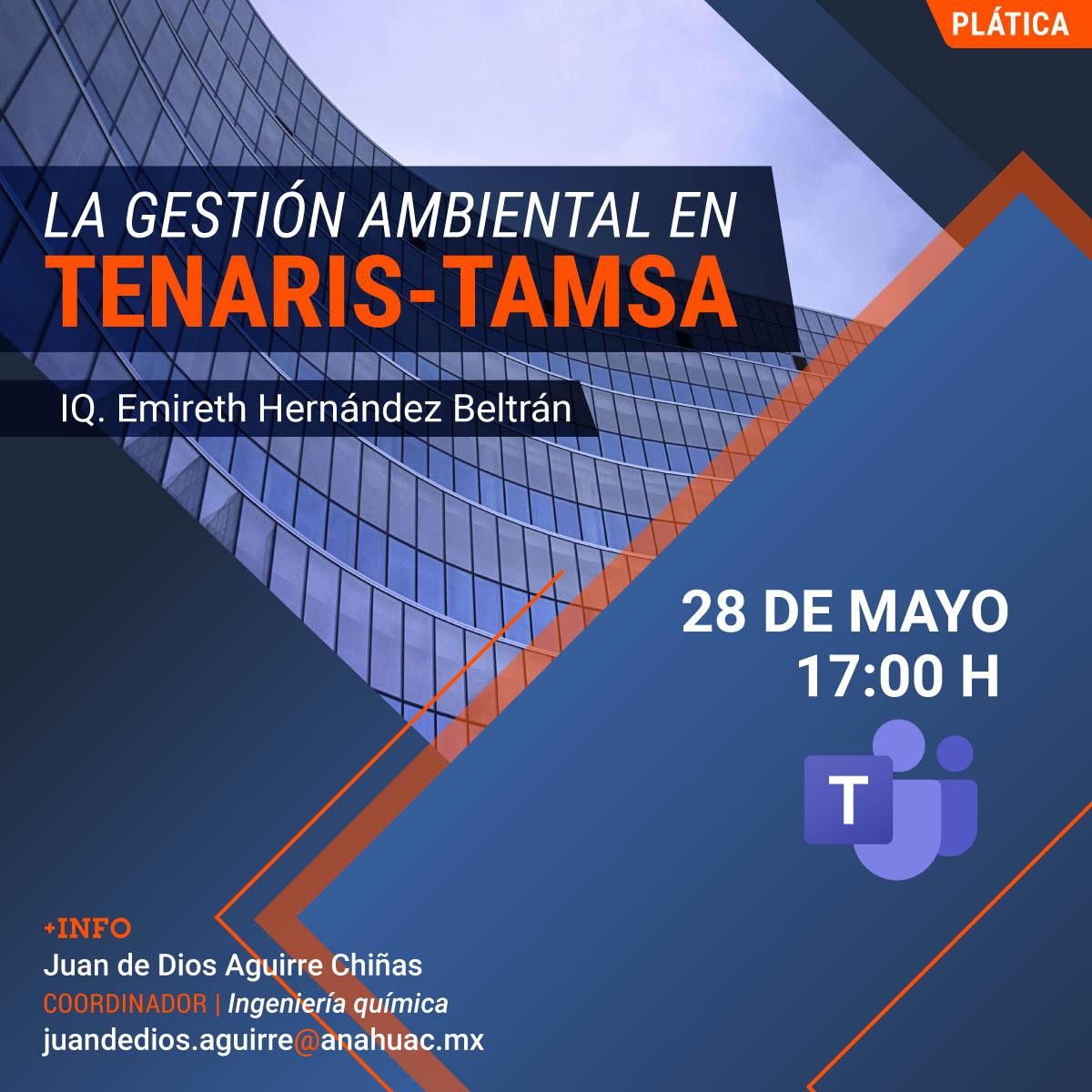La Gestión Ambiental en Tenaris-Tamsa