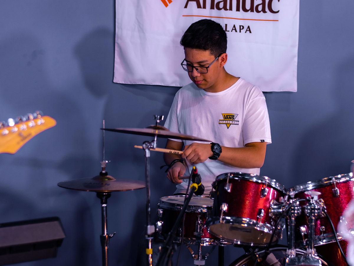 6 / 11 - Prepa Anáhuac Xalapa Obtiene el 2do Lugar en Interpretación y Composición Musical en el PIBA