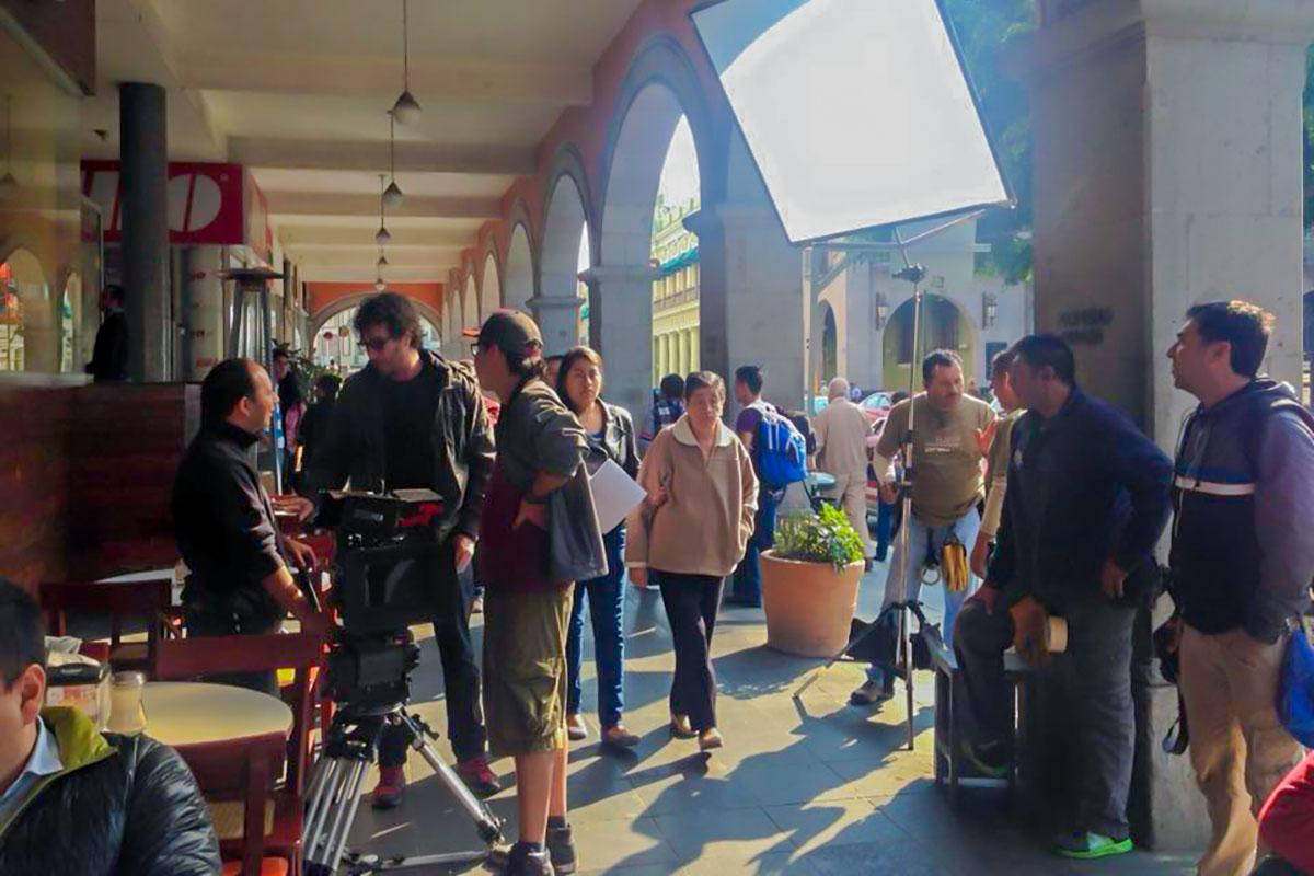 4 / 5 - De las Aulas a los Mercados de Cine: Proyecto Obsesiones