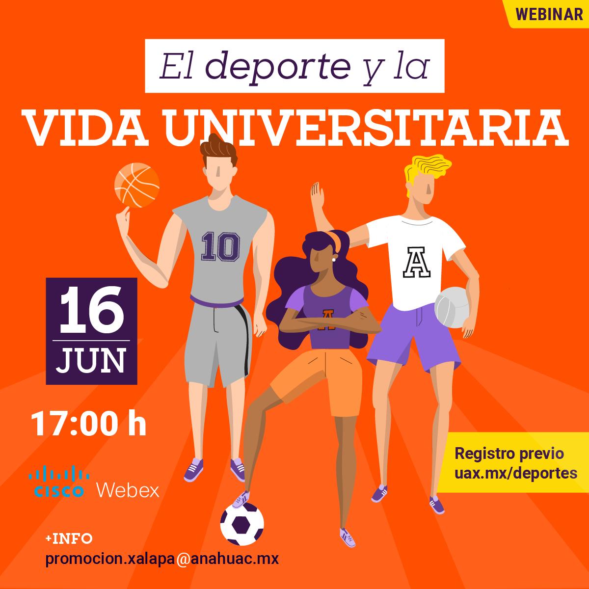 El Deporte y la Vida Universitaria