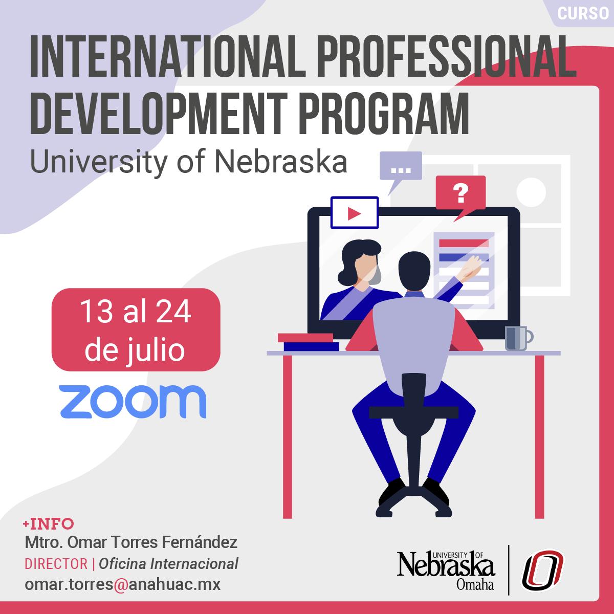 International Professional Development Program