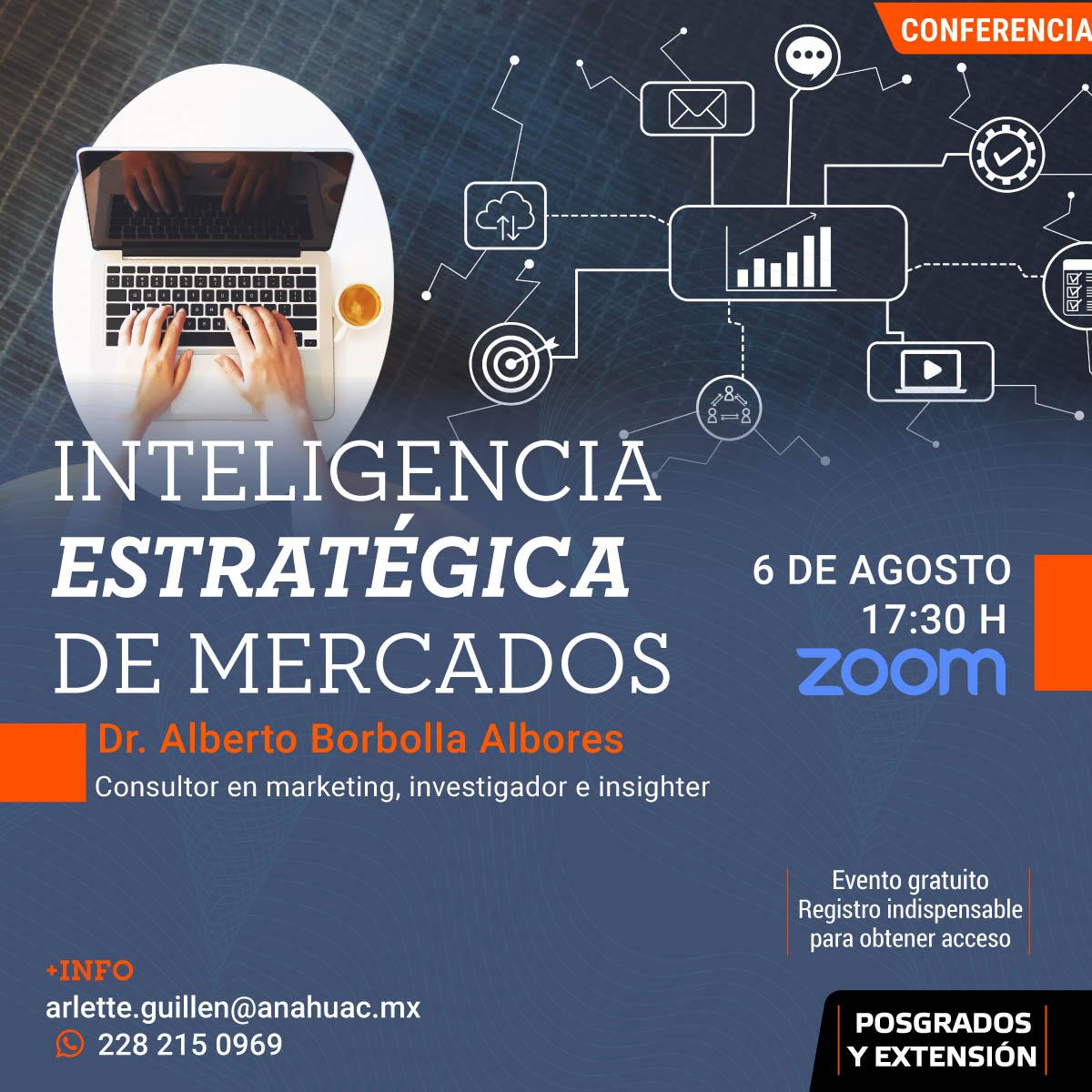 Inteligencia Estratégica de Mercados