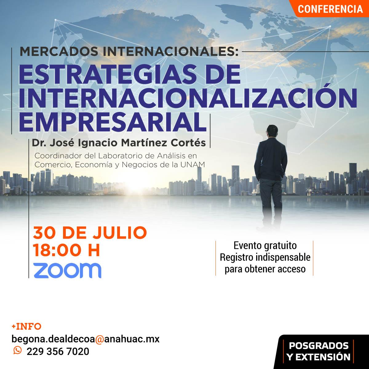 Estrategias de Internacionalización Empresarial