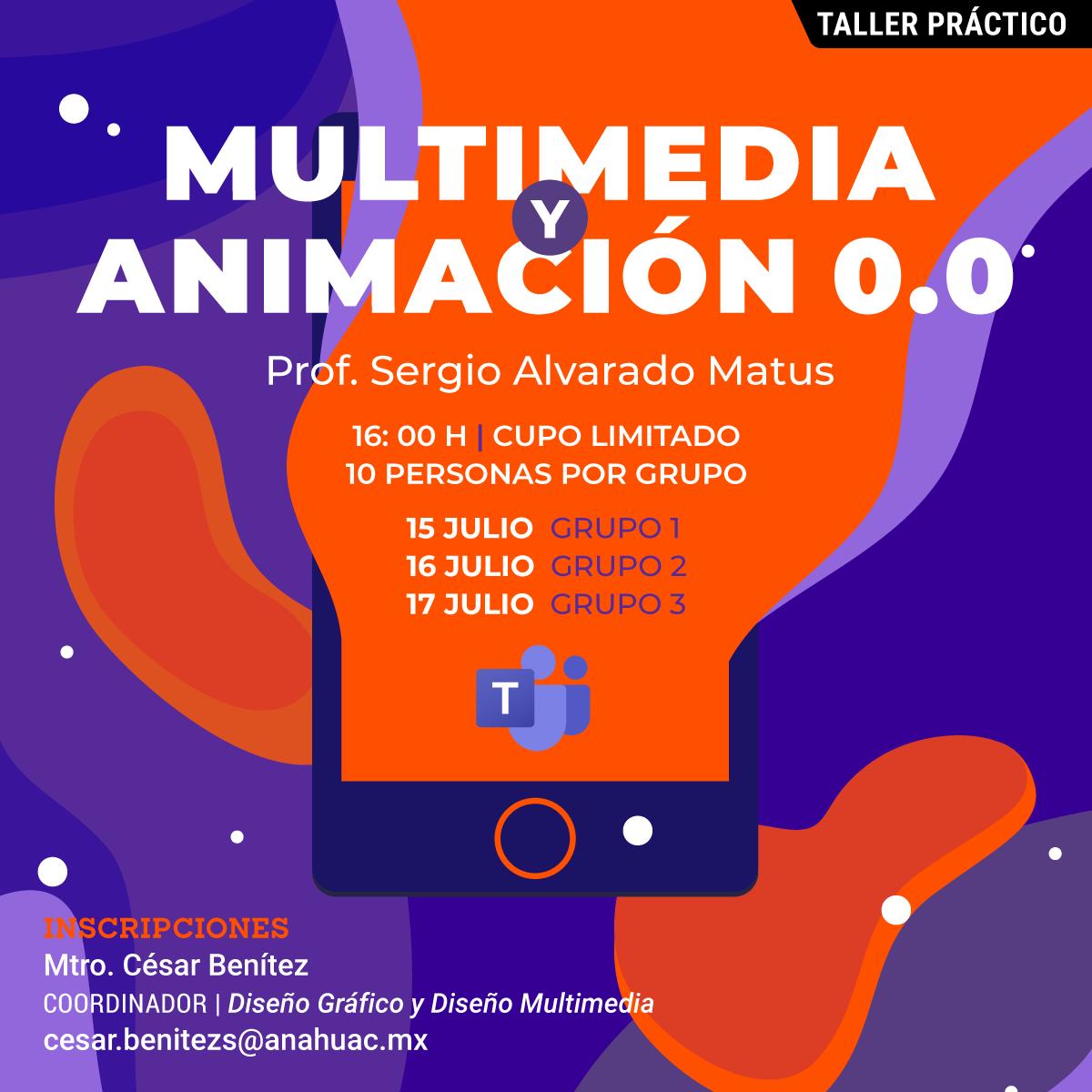Taller Práctico de Multimedia y Animación 0.0