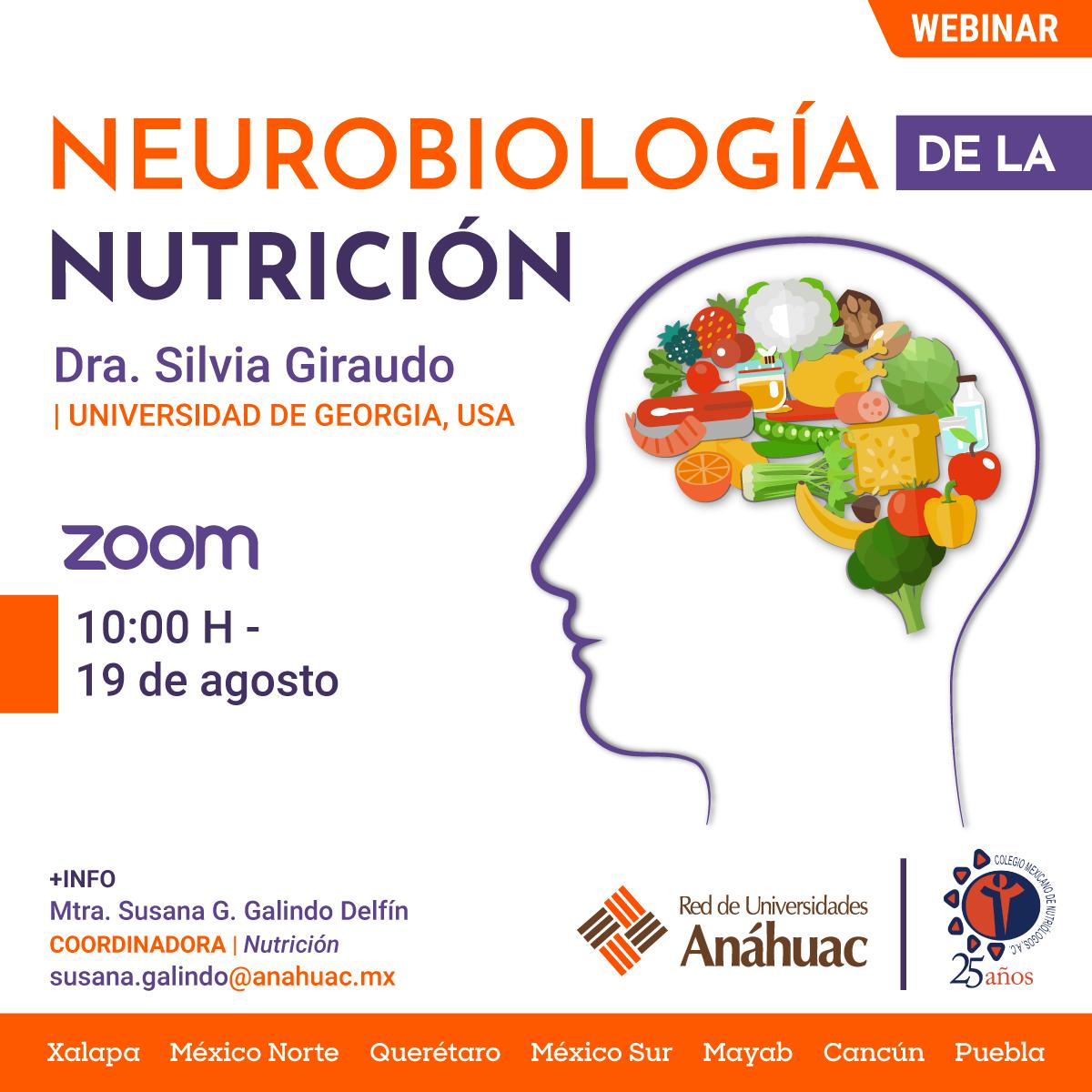 Neurobiología de la Nutrición