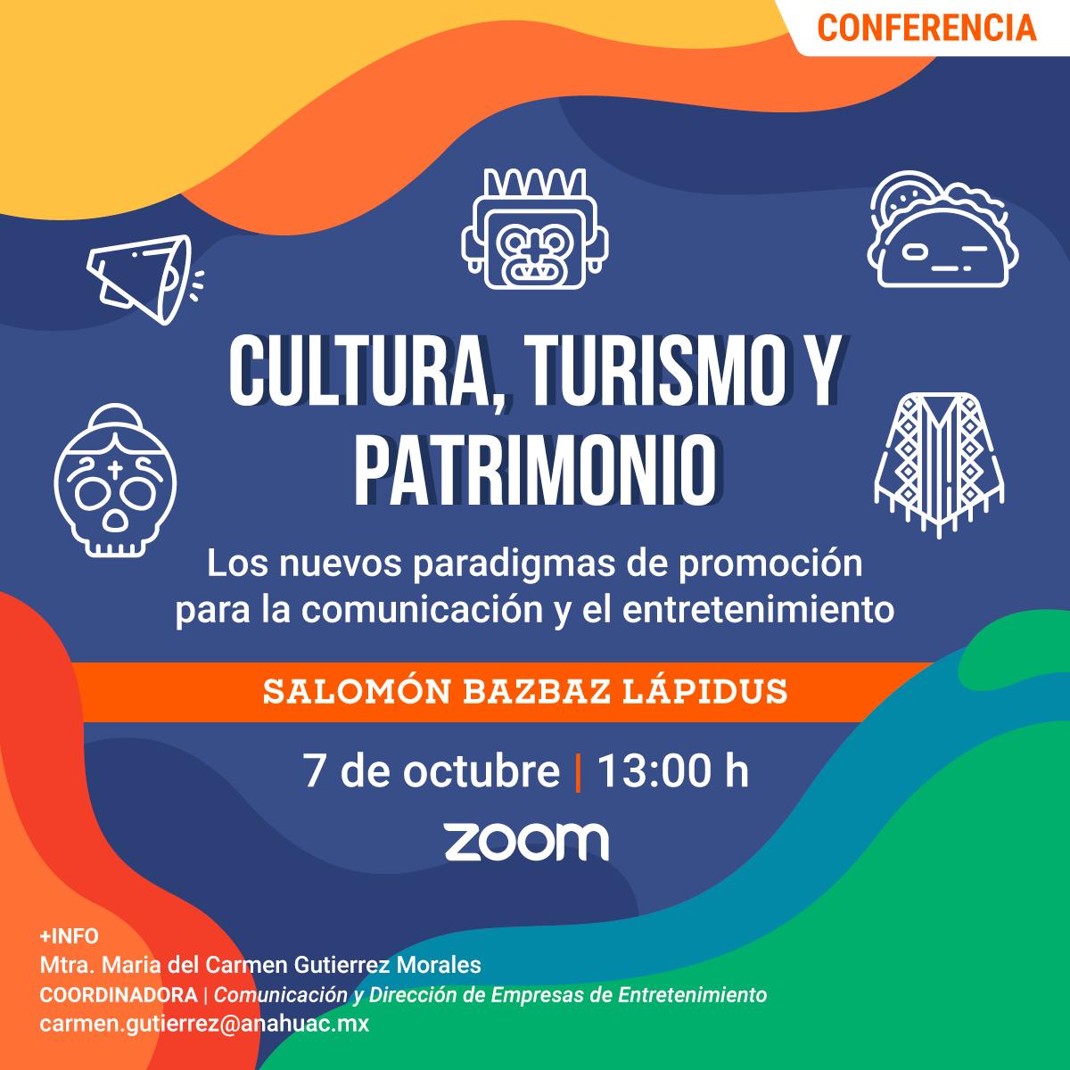 Cultura, Turismo y Patrimonio