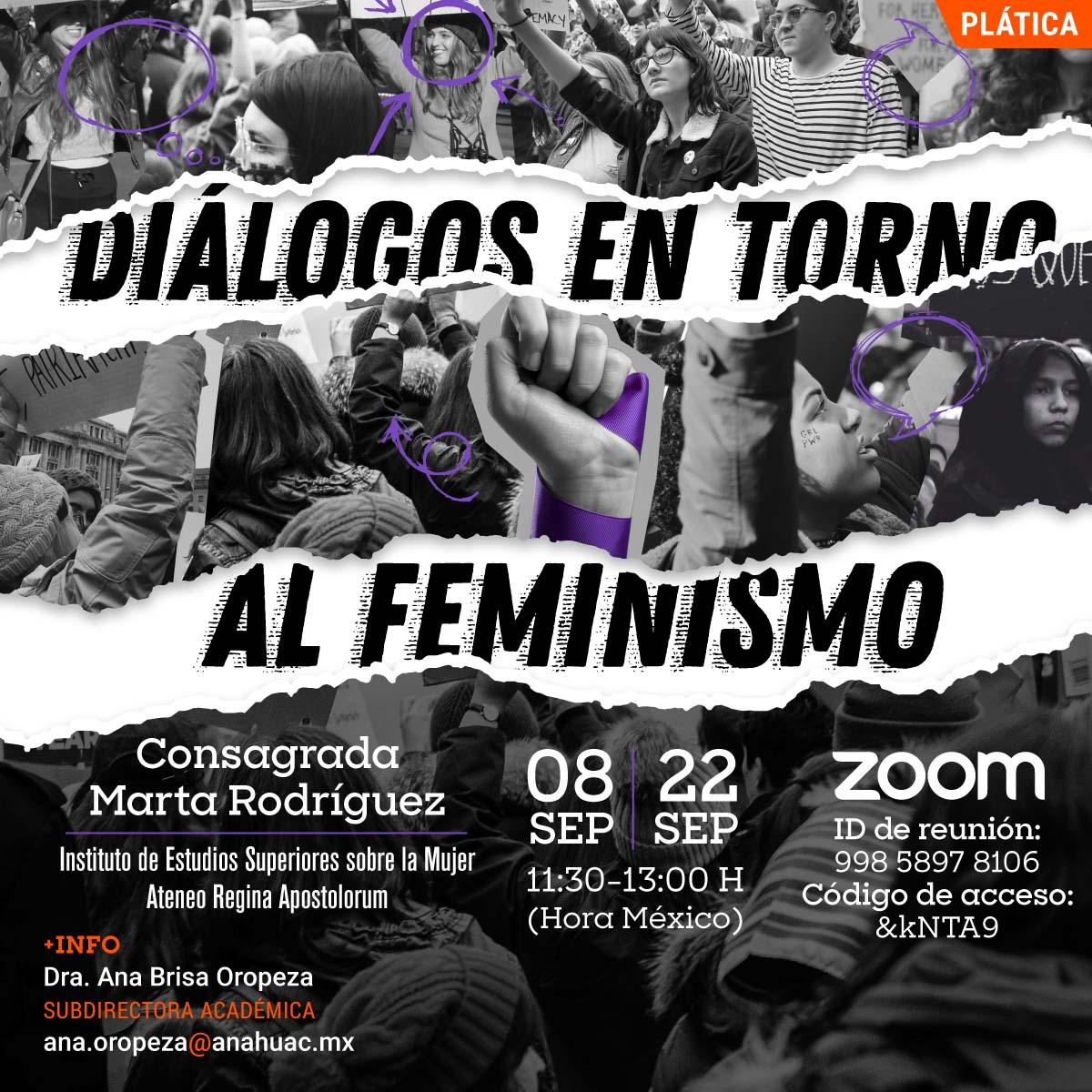 Diálogos en Torno al Feminismo