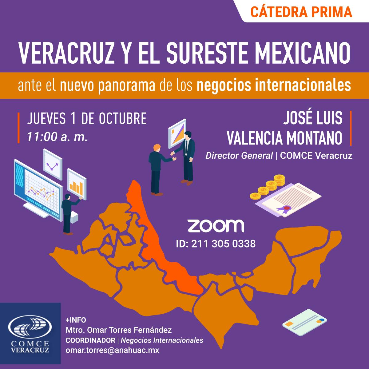 Veracruz y el Sureste Mexicano ante el Nuevo Panorama de los Negocios Internacionales