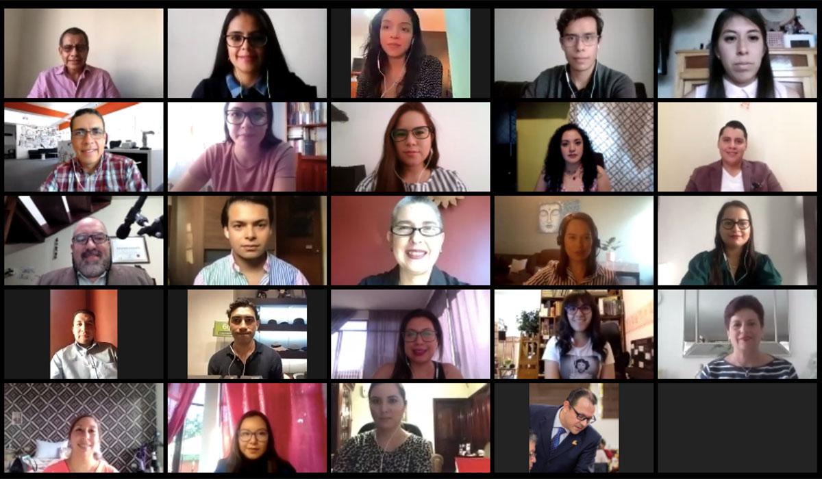 3 / 3 - La Comunidad de Posgrados Anáhuac Recibe con Orgullo a Tres Nuevas Generaciones de Líderes de Acción Positiva