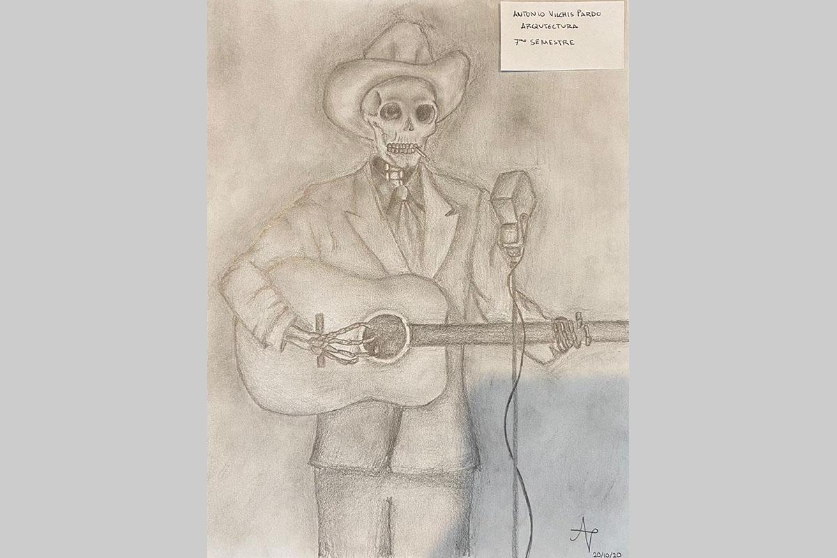 Taller de Dibujo - Antonio Vilchis Pardo