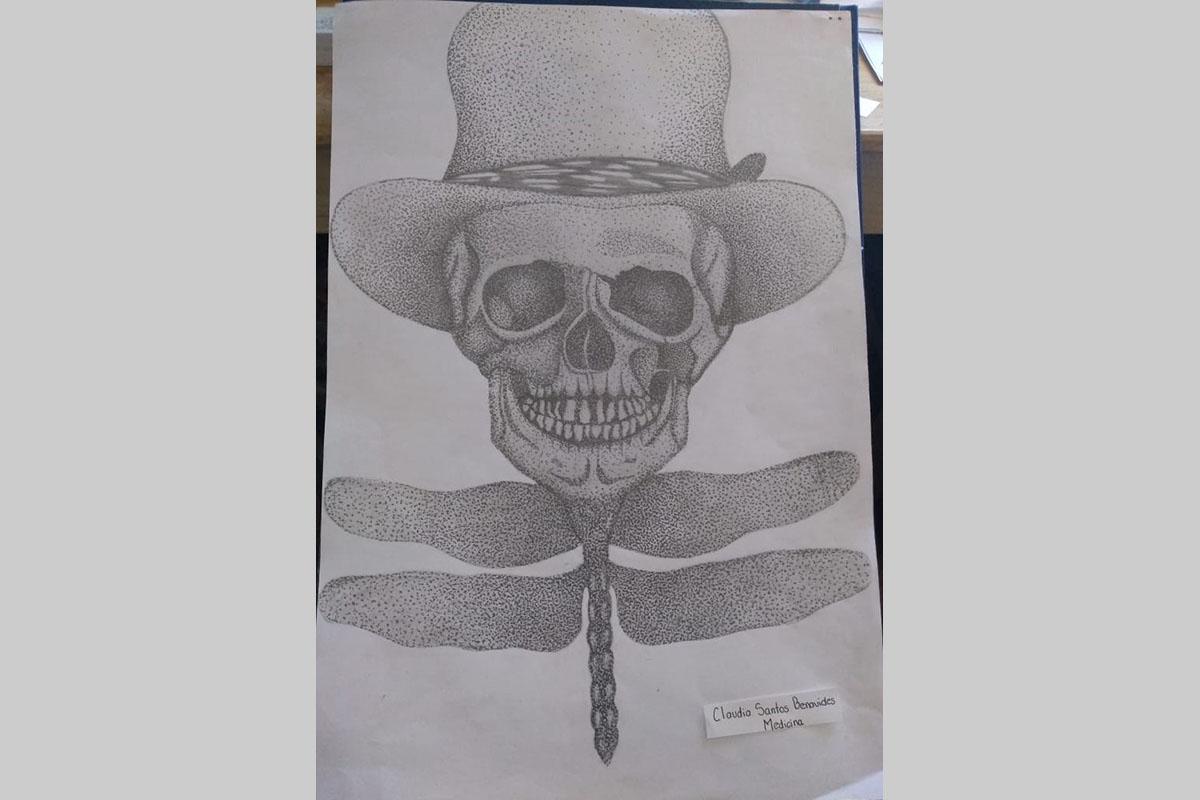 Taller de Dibujo - Claudia Santos Benavides