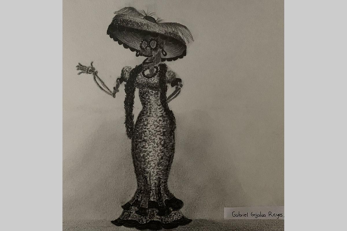 Taller de Dibujo - Gabriel Grijalva Reyes