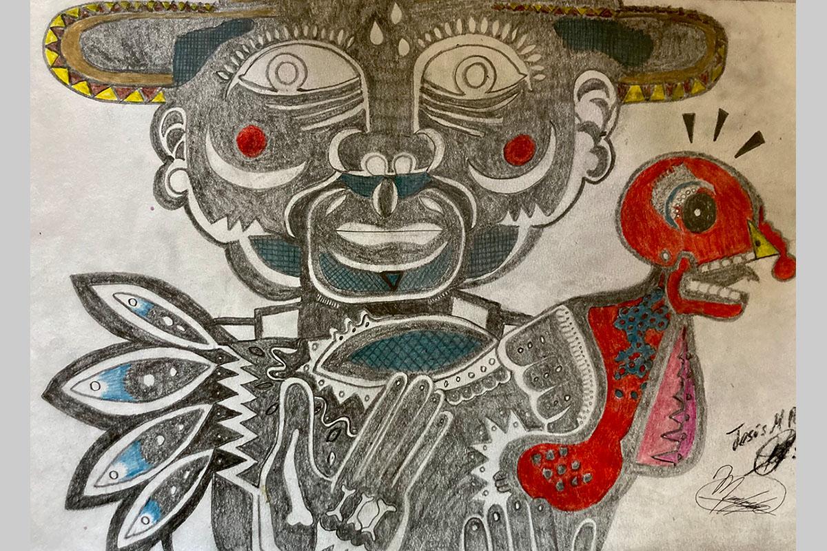 Taller de Dibujo - Jesús Murillo