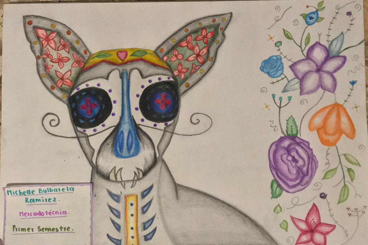 Taller de Dibujo - Michelle Bulbarela Ramirez