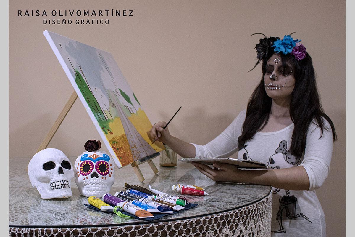 Taller de Pintura - Raisa Olivo Martínez