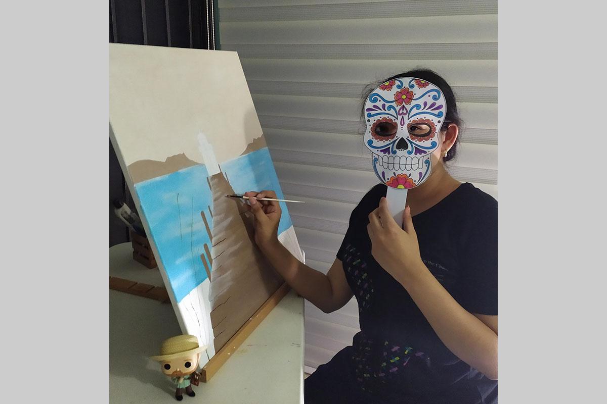 Taller de Pintura - Paola Flores