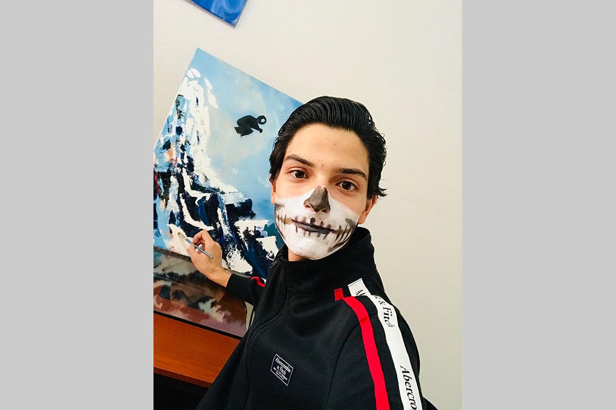Taller de Pintura - Alejandro García